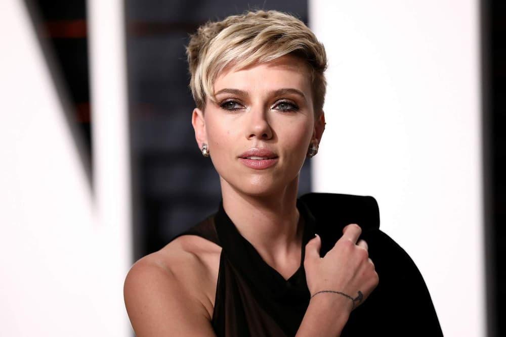 Scarlett Johansson Highest Paid Actress 2018 Angelina Jolie Jennifer Aniston Jennifer Lawrence