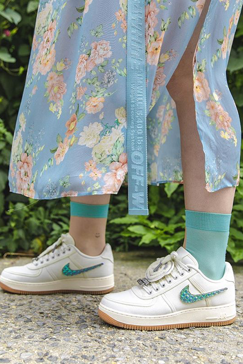 purchase cheap pick up multiple colors on sale 9a0d6 b9a26 sneaker women nike air force 1 by ig ...