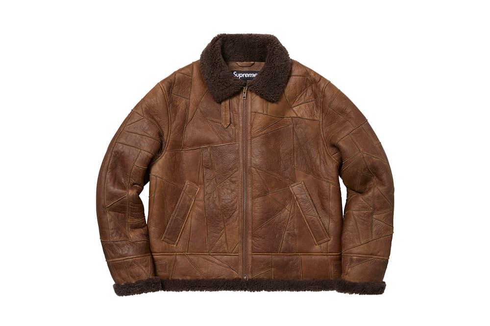 e7a06e0b8ff3 ... Supreme Fall Winter 2018 T Shirts Jackets Sweaters Pants Hats ...