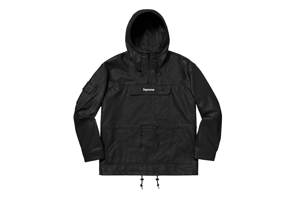 bcefd1d35 Premium streetwear staples for the cool weather. Supreme Fall Winter 2018 T  Shirts Jackets Sweaters Pants Hats. 1 of 89. Supreme