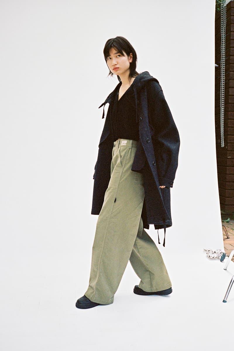 thisisneverthat fall winter 2018 fw18 korean fashion kfashion seoul lookbook retro puffer jacket