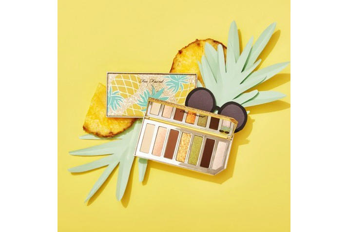 Too Faced Cosmetics Tutti Frutti Collection Pineapple Eyeshadow Palette