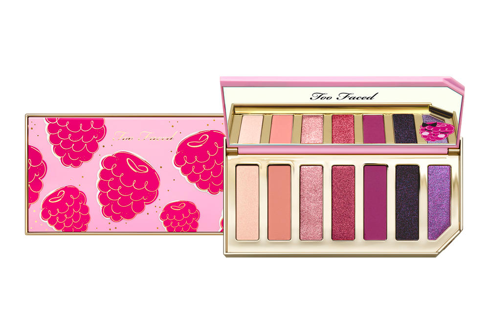Too Faced Tutti Frutti Makeup Eyeshadow Palette Pink Berry