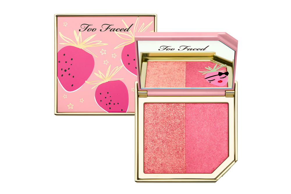 Too Faced Tutti Frutti Makeup Dew You Fruit Cocktail Blush