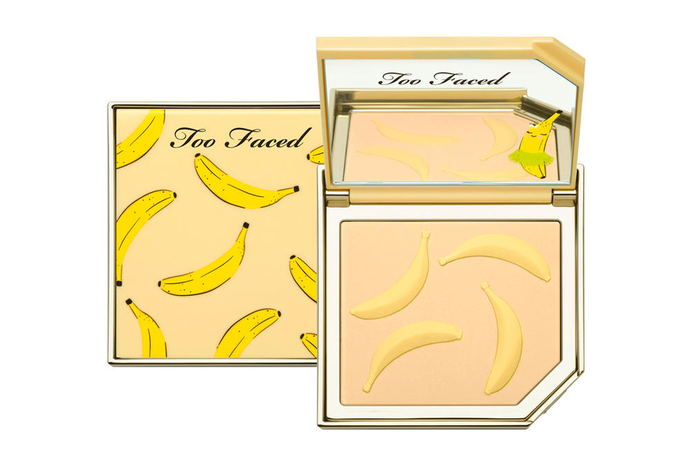 Too Faced Tutti Frutti Makeup Dew You It's Bananas Setting Powder