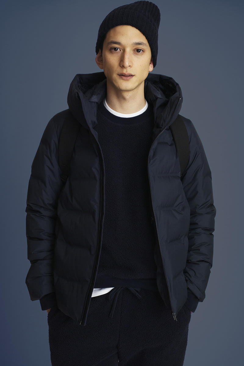 uniqlo fall winter 2018 fw18 shearling jackets coats