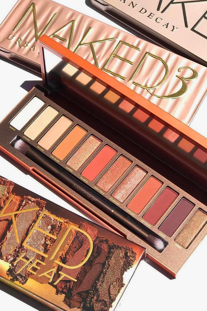 Urban Decay Naked Cherry Eyeshadow Palette Makeup Beauty Cosmetics