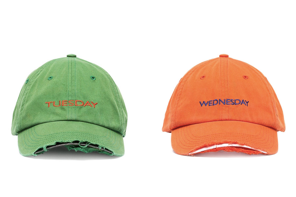 e69e908105e4ab Wear a New Vetements Baseball Cap Every Day of the Week