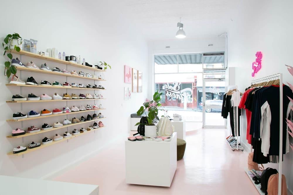 Sole Finess Melbourne Australia Store