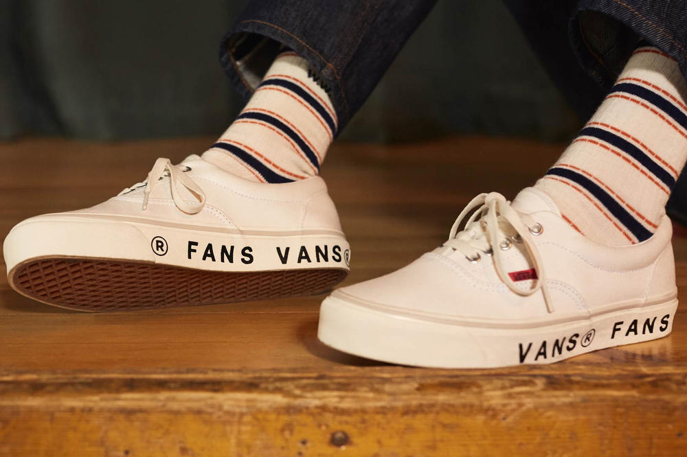 6e4a72b287df A celebration of fan culture and teenage obsession. Wood Wood Vans ...