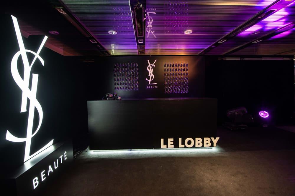 YSL Beauty Hotel Hong Kong