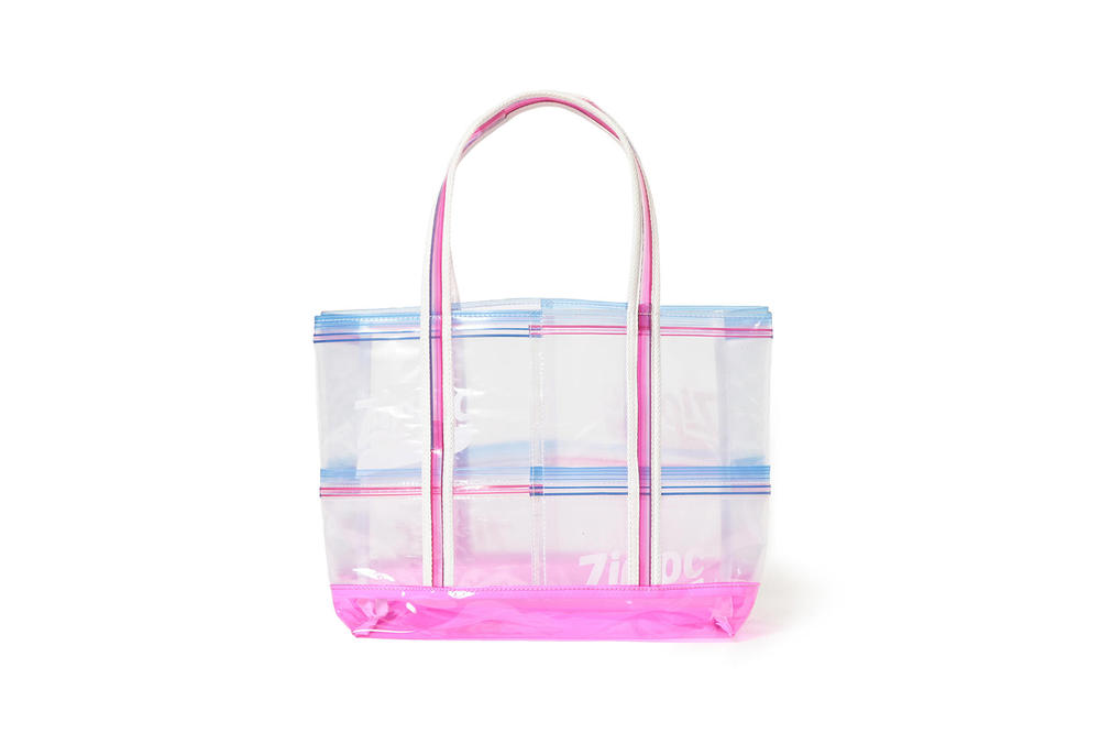 Ziploc BEAMS Tote Bag Collaboration