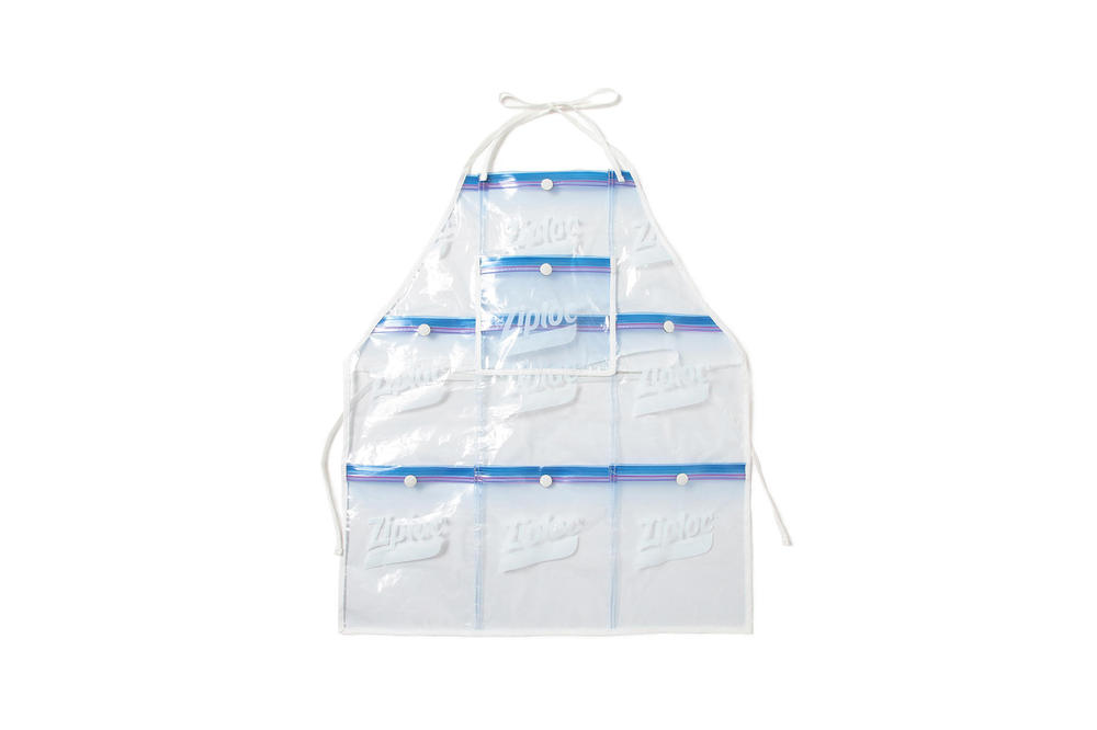 Ziploc BEAMS Apron Collaboration