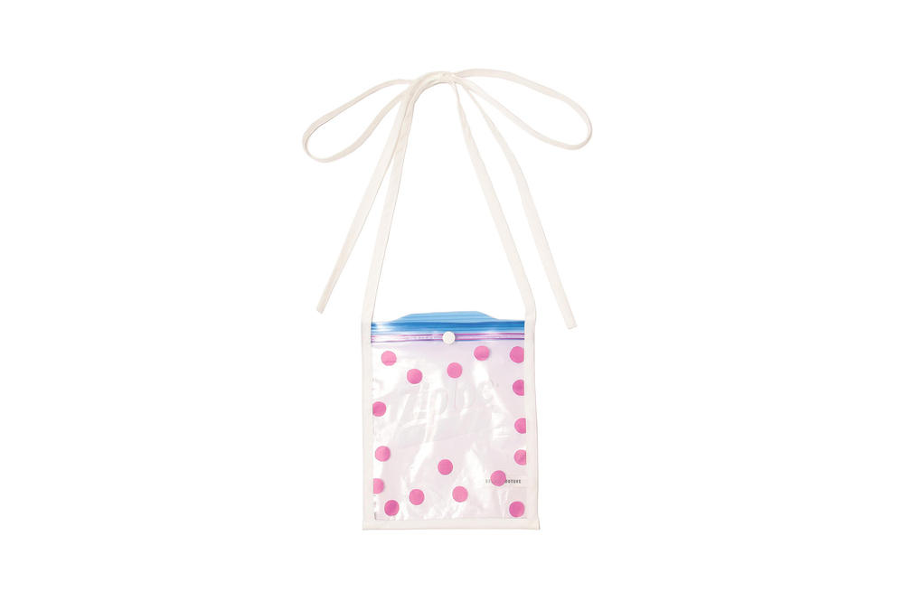 Ziploc BEAMS Bag Collaboration