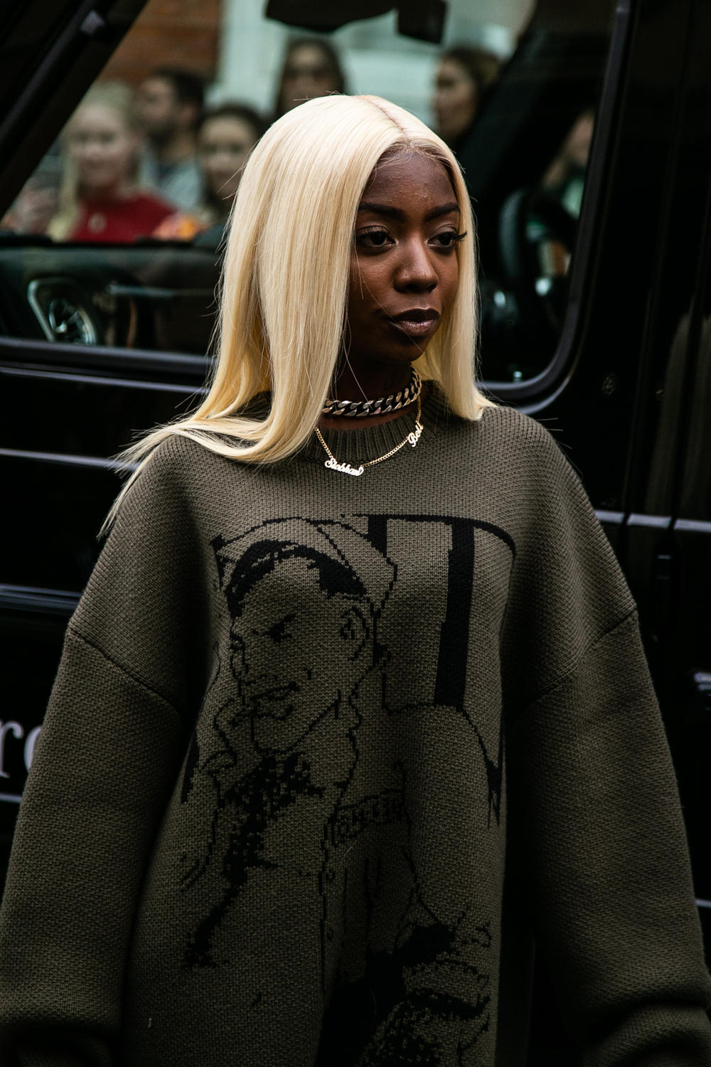 London Fashion Week Street Style Streetsnaps Spring Summer 2019 LFW
