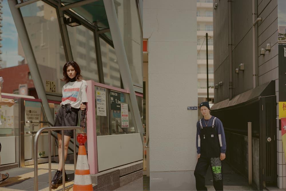 HBX HBXWM 1017 ALYX 9SM Prada Stussy Stone Island Editorial Lookbook Tokyo Photoshoot