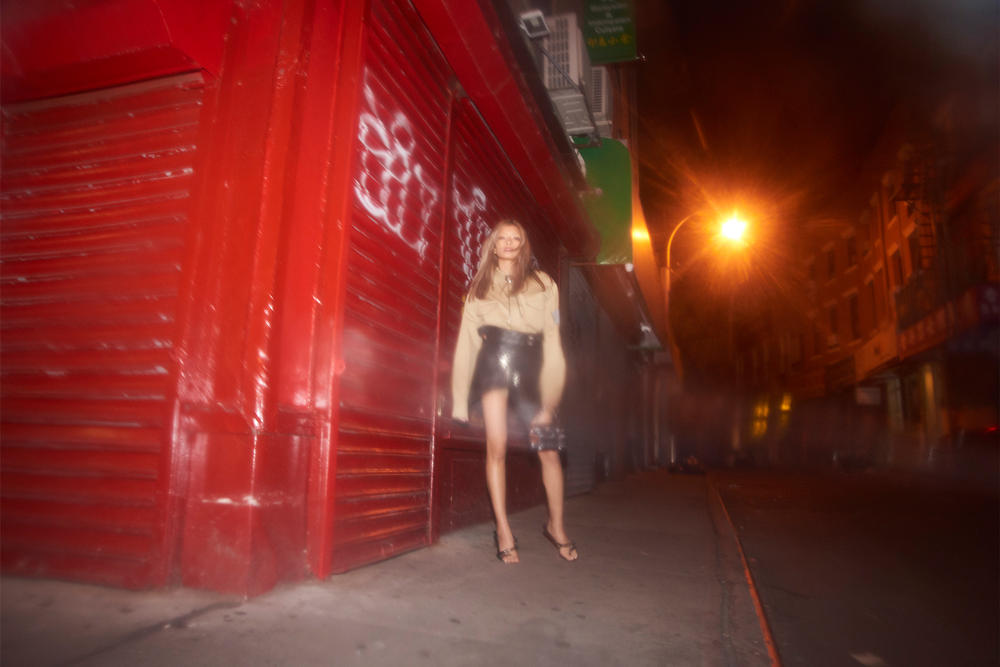 rola japanese model alexander wang new york city nyc collection 1