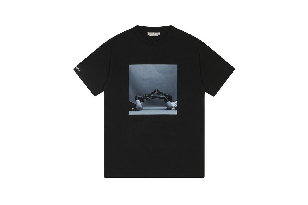 1017 ALYX 9SM x SHOWstudio Capsule Collection Scout and Tallulah Short Sleeve Tee Black