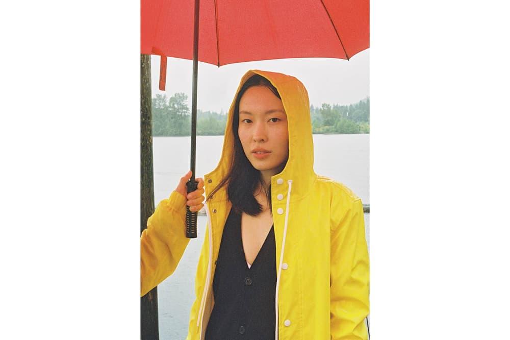 American Apparel Outerwear Jackets Lookbook