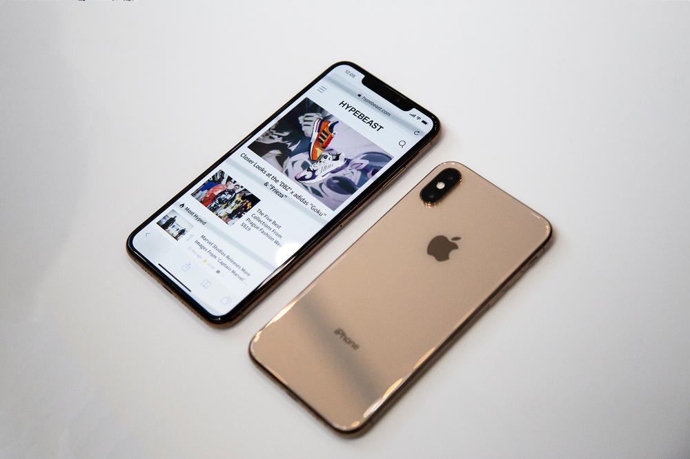the newest iphone apple iphone xs and series 4 prices hypebae 13099