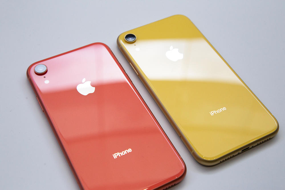 Apple 2018 iPhone XS XS Max XR