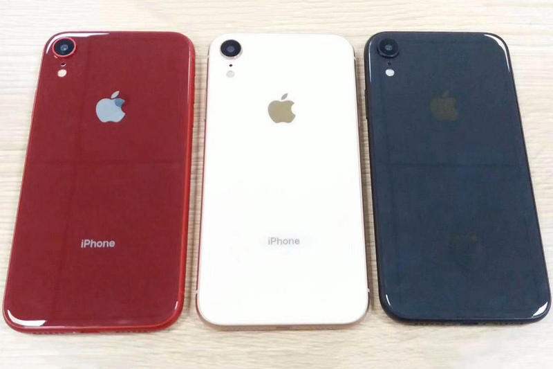 Apple New iPhone XC Smartphone iPhone XS Technology Gather Around Red Blue White