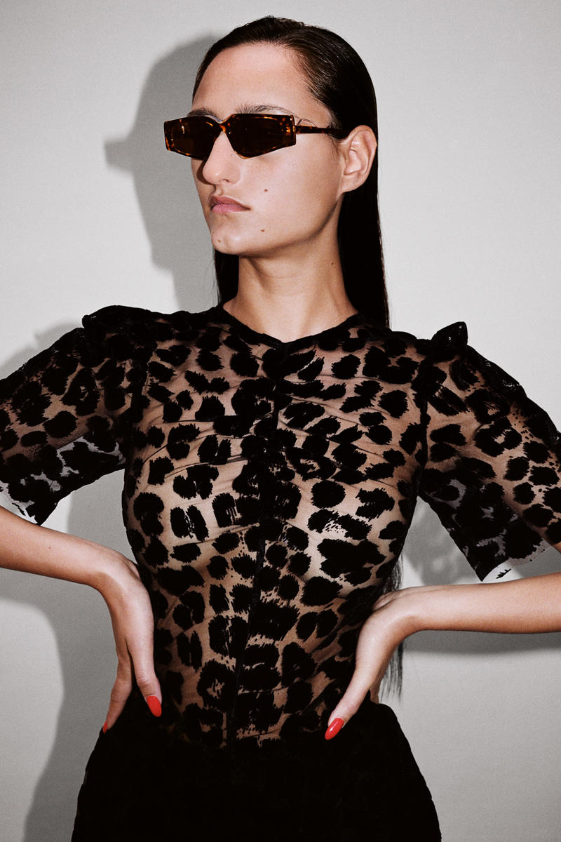 Ashley Williams x Ace & Tate Sunglasses Capsule Collection Hell Raiser Esio Trot