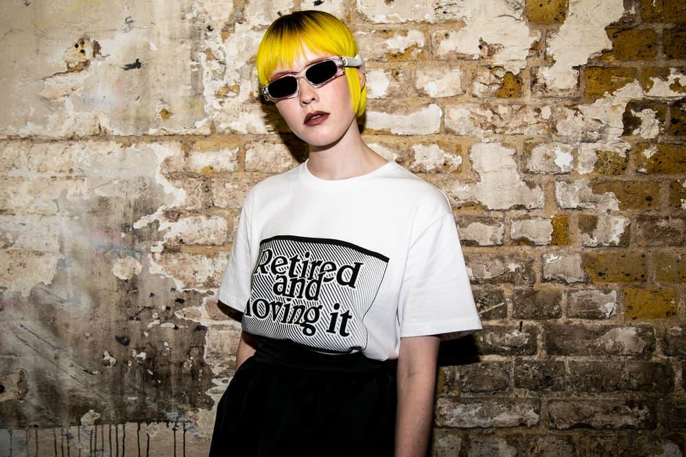 Ashley Williams Spring Summer 2019 London Fashion Week Backstage SS19
