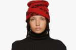 Picture of Stay Cozy During Fall With Balenciaga's New Logo Beanie