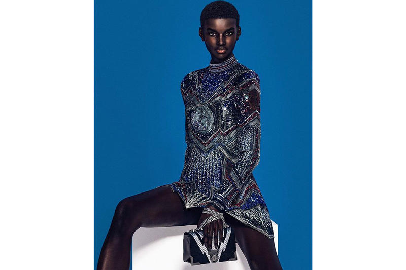 Balmain Fall/Winter 2018 Campaign Shudu