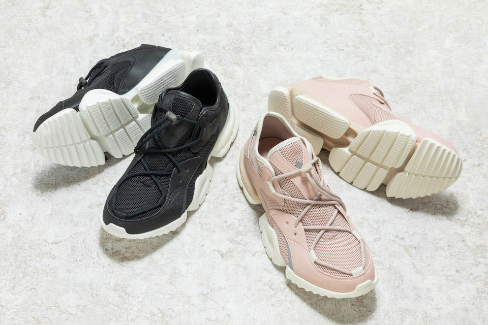Run.r 96 in Pink and Black