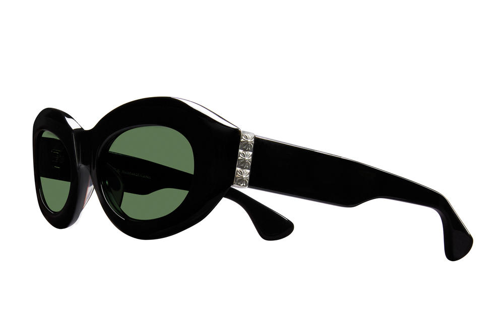 Chrome Hearts Sunglasses SLUTERELLA BLACK Laurie Lynn Stark Capsule Collection
