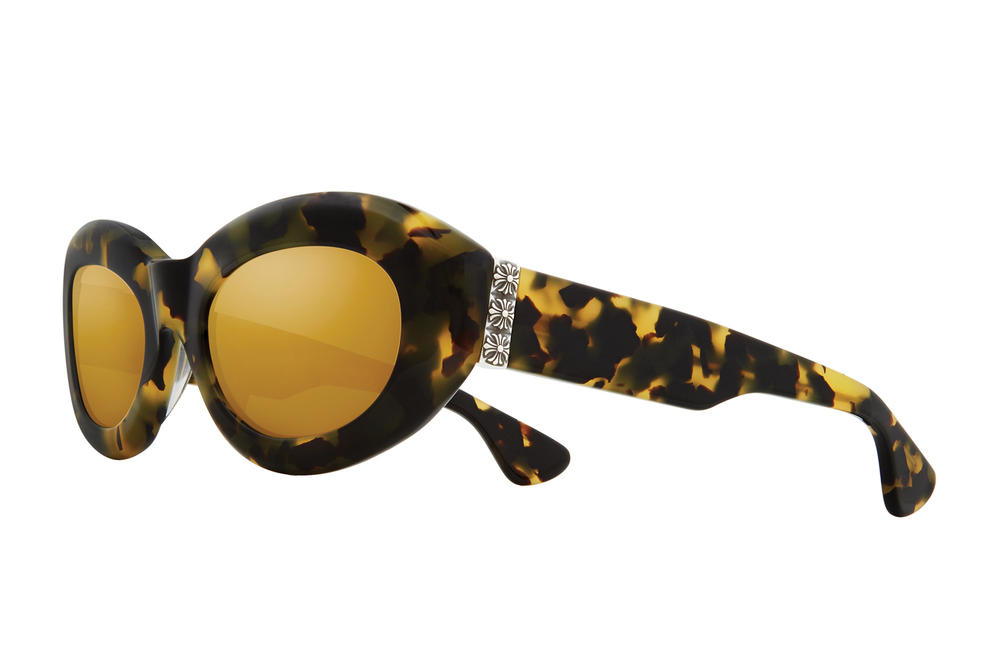 Chrome Hearts Sunglasses SLUTERELLA HOT Laurie Lynn Stark Capsule Collection
