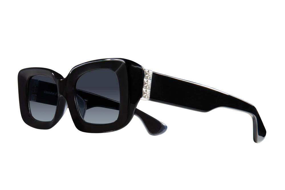 Chrome Hearts Sunglasses ESTRELLA BLACK Laurie Lynn Stark Capsule Collection