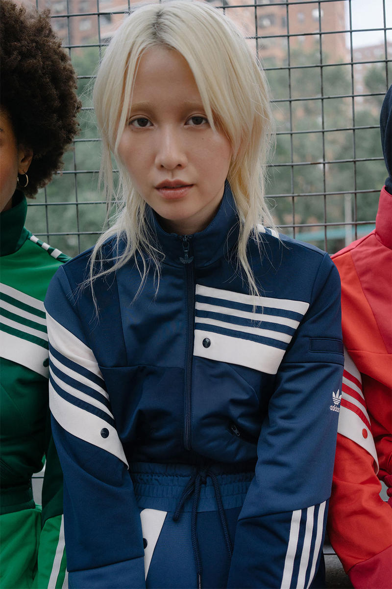 Danielle Cathari Adidas Originals Re-Stock NYFW Spring/Summer 2019