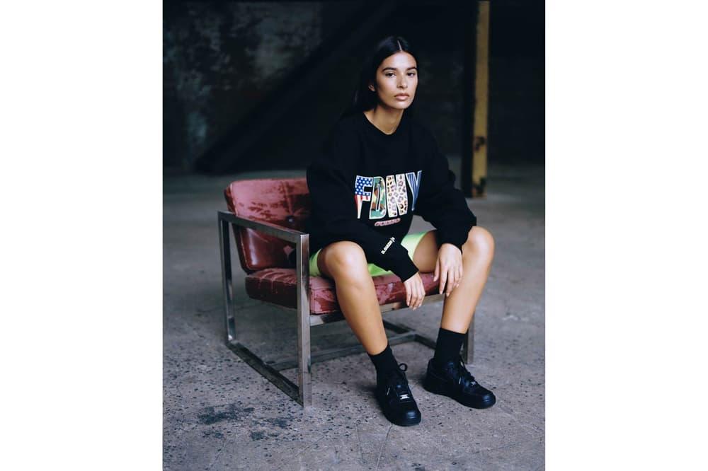 Danielle Guizio FDNY Editorial