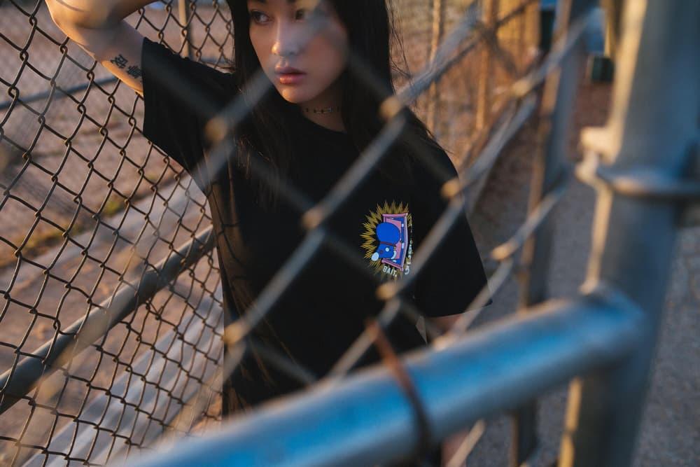 Doraemon x BAIT Capsule Collection Lookbook T-Shirt Black
