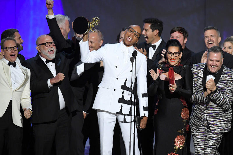 Full List of 2018 Emmy Award Winners Game of Throes Ru Pauls Drag Race The Assassination of Gianni Versace