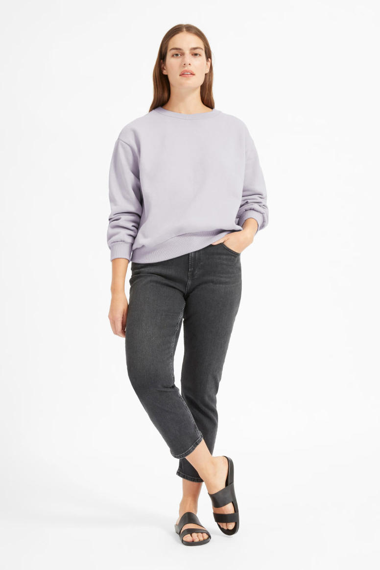 Everlane Fleece Sweater Hoodies