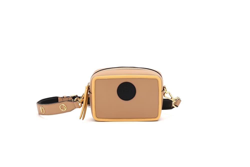 Fendi Camera Treasure Logo Bags Designer Leather Purse Strap Gigi Hadid Fashion