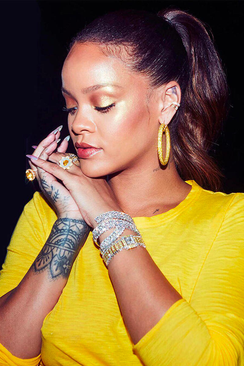Rihanna Fenty Beauty All That Killawatt Highlighter Giveaway Makeup Cosmetics