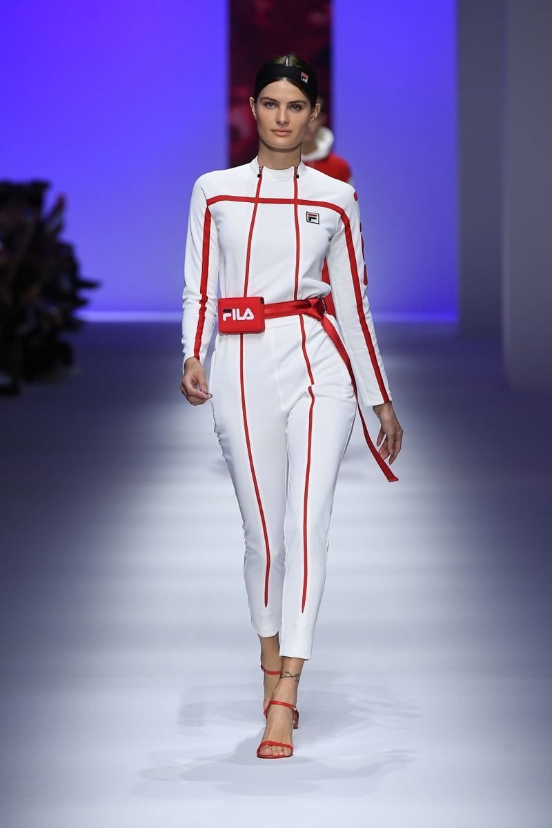 FILA Spring Summer 2019 Collection Milan Fashion Week