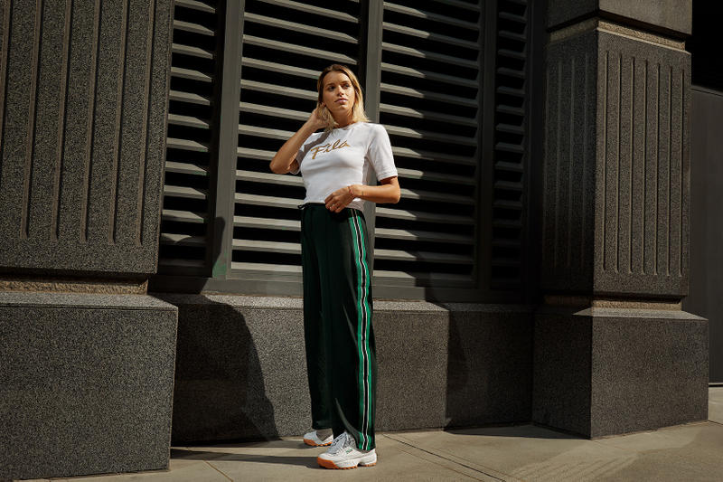 London Fashion Week Foot Locker Street Style Campaign 2018