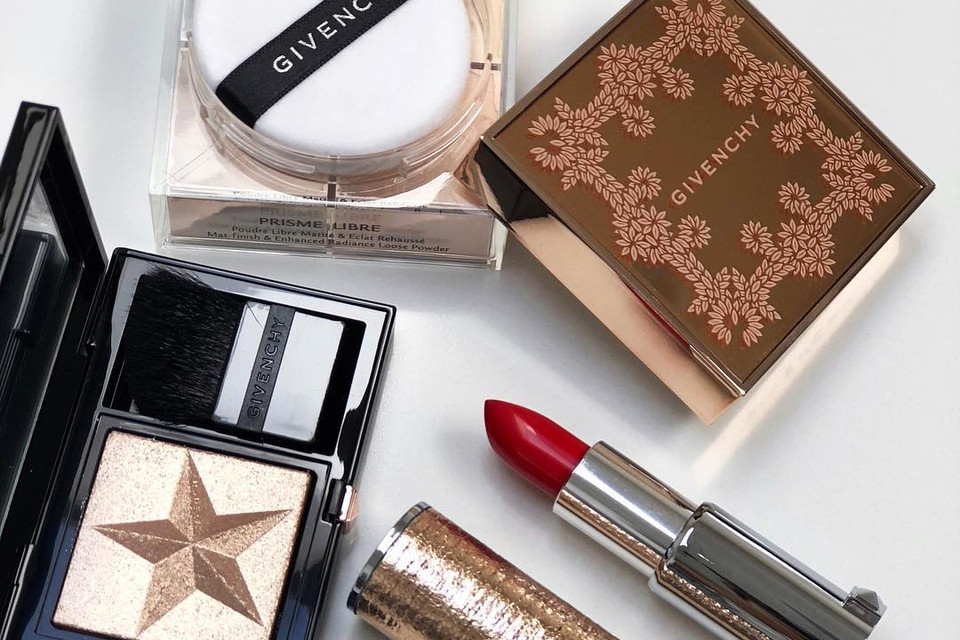 Givenchy Beauty S Holiday 2018 Makeup