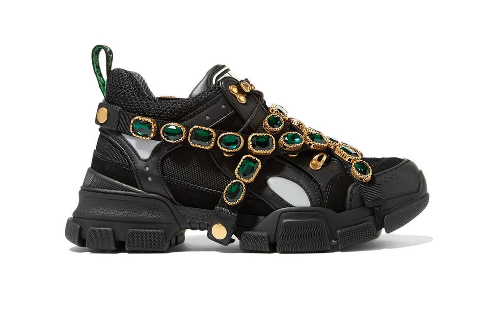 Gucci Flashtrek Sneaker Black
