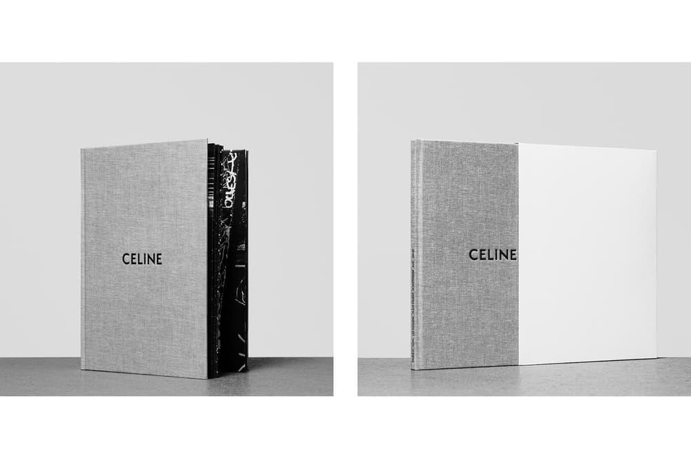 Celine Spring/Summer 2019 Show Invitation Book