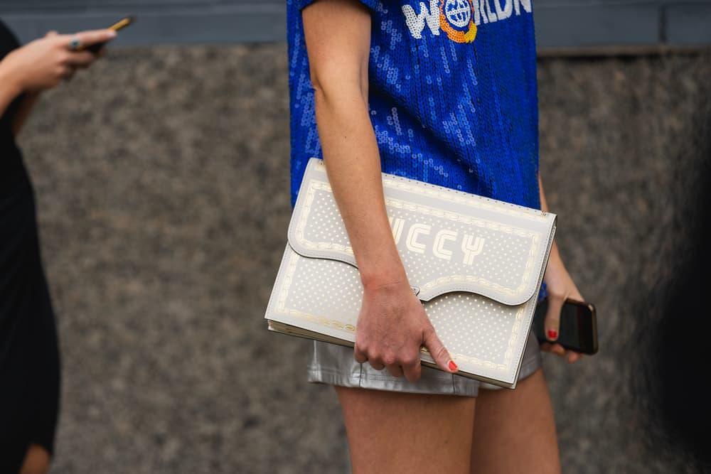 New York Fashion Week NYFW Street Style Street Snaps Chanel Gucci Dior Fendi