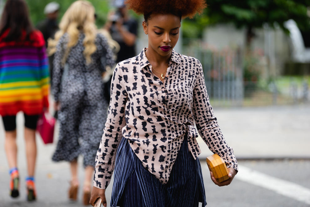 New York Fashion Week NYFW Street Style Street Snaps Chanel Gucci Dior Fendi