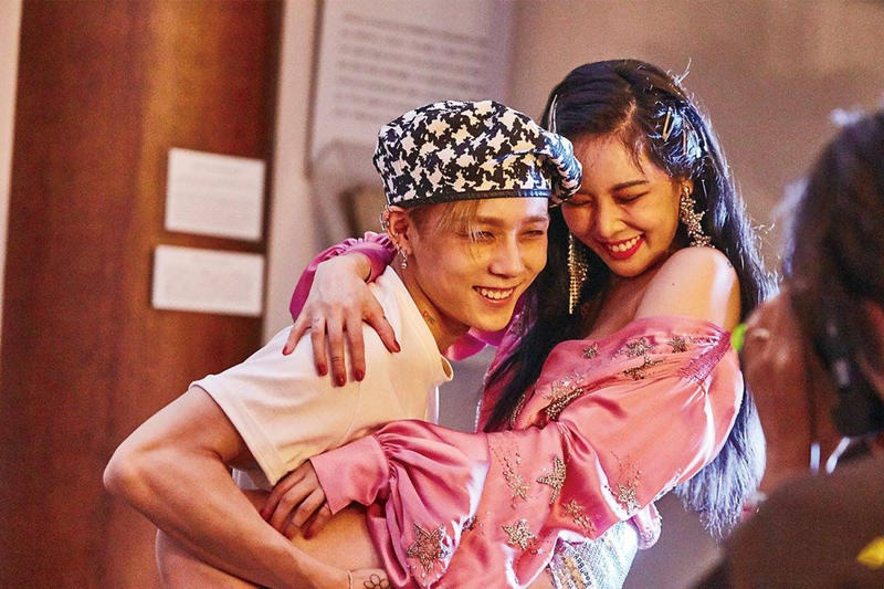 HyunA E'Dawn Ousted Cube Entertainment 2018 K-Pop Korean Korea Seoul Music Couple Relationship