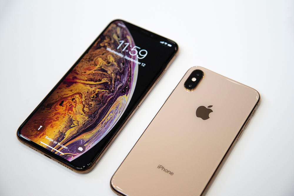 Apple iPhone XS XS Max Cellular Reception Problem Wifi Connection Issues